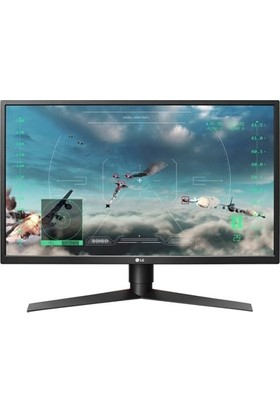 "LG 27GK750F-B 27"" 240Hz 2ms (HDMI+Display) FreeSync Full HD Led TN Monitör"