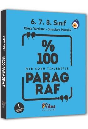 Fides (6.7.8.) Sınıflar %100 Paragraf