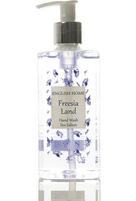English Home Freesia Land Sivi Sabun 300 Ml Lila