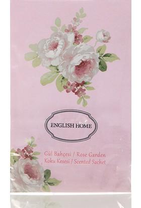 English Home Gül Bahçesi Kokulu Kese 19 Gr Açik Pembe