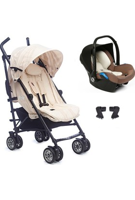 Easywalker Mini Buggy Travel Sistem Bebek Arabası Milky Jack