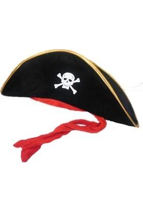 Samur Korsan Şapkası Çocuk