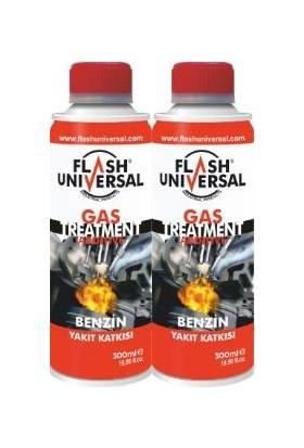 2Li Set Flash Universal Benzin Yakıt Katkısı 300 Ml - Fırsat Ürünü!!!