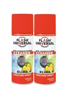 Flash Universal 2 Li Set Klima Temizleme Spreyi 200Ml