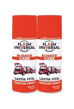 2Li Set Flash Universal Lastik Fitil Yenileme Spreyi 200Ml