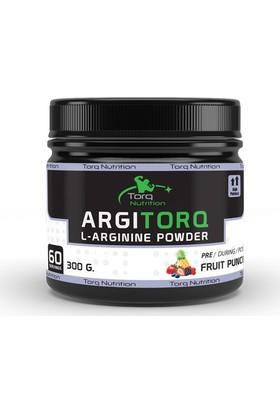 Torq Nutrition Argitorq L-Arginine Powder 300 Gr. Fruit Punch