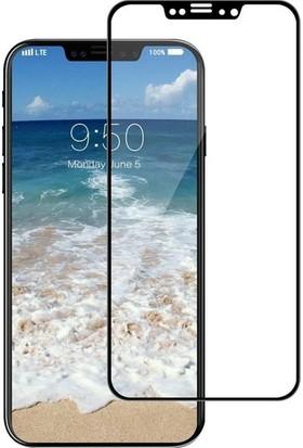 Kılıfist Apple iPhone X Ekranı Full Kapatan 3D Renkli Cam