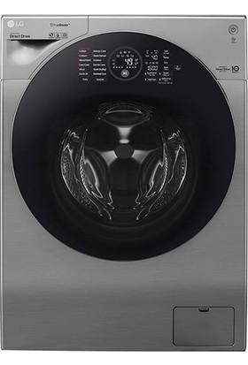 LG FH4G1BCSK6 12 kg 1400 Devir Çamaşır Makinesi