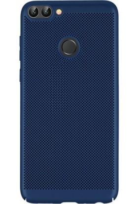 Kılıfist Huawei P Smart Isı Dağılımlı Delikli Sert Rubber Kılıf