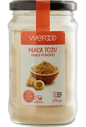 Weefood Peru Maca Tozu Wefood 170 gr