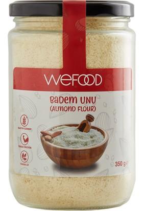 Weefood Amerikan Badem Unu Wefood 350 gr