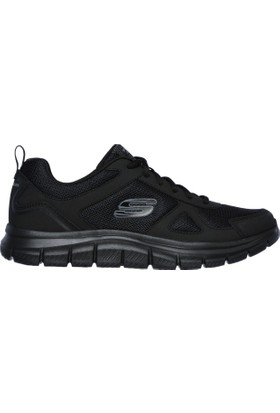 Skechers 52631-Bbk Erkek Ayakkabı
