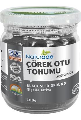 Naturade Öğütülmüş Çörekotu Tohumu 100 gr