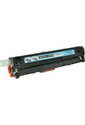 Proprint HP 131A CF211A HP ColorLaserjet Pro 200 M251nw Mavi Muadil Toner