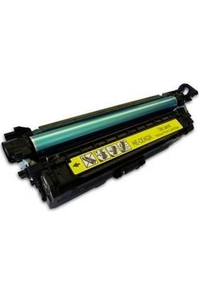 Proprint HP 504A CE252A HP ColorLaserjet CP3525x Sarı Muadil Toner