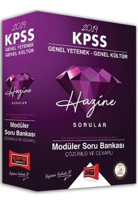 Yargı Yayınevi 2019 KPSS Genel Yetenek Genel Kültür Hazine Sorular Çözümlü Ve Cevaplı Modüler Soru Bankası