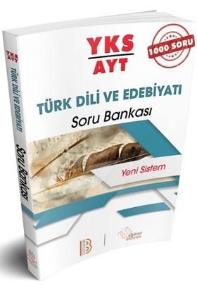 Benim Hocam Yayınları Yks-Ayt 1000 Türk Dili Ve Edebiyatı Soru Bankası