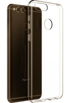 Ehr. Huawei Honor 7X Ultra İnce Ultra Lüx Soft Şeffaf Silikon Kılıf