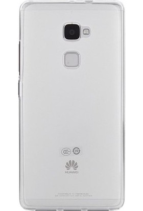 Ehr. Huawei Mate S Ultra İnce Ultra Lüx Soft Şeffaf Silikon Kılıf