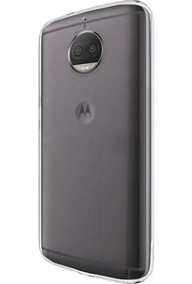 Ehr. Lenova Moto G5S Plus Ultra İnce Ultra Lüx Soft Şeffaf Silikon Kılıf