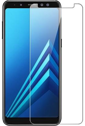 Ehr. Samsung Galaxy A8 2018 9-H Temperli Ultra Ekran Koruyucu Cam
