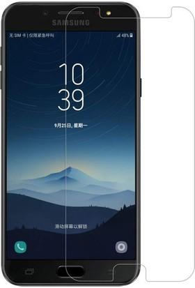 Ehr. Samsung Galaxy C7 9-H Temperli Ultra Ekran Koruyucu Cam