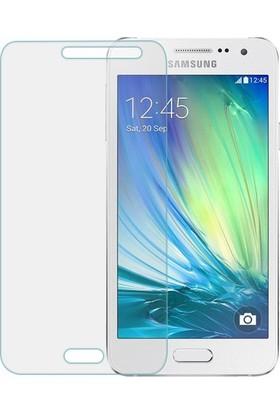Ehr. Samsung Galaxy J3 2016 9-H Temperli Ultra Ekran Koruyucu Cam