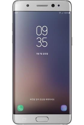 Ehr. Samsung Galaxy Note 7 Fan Edition 3D Full Kaplama Ultra Lüx Ekran Koruyucu Cam