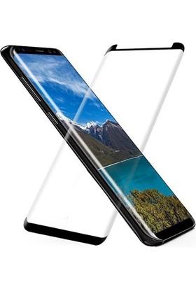 Ehr. Samsung Galaxy S8 Plus 3D Full Kaplama Ultra Lüx Ekran Koruyucu Cam