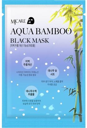 Gözenek Bakımı İçin Bambu Maskesi