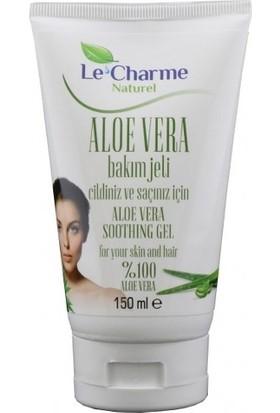 Le Charme Naturel Aloe Vera Bakım Jeli