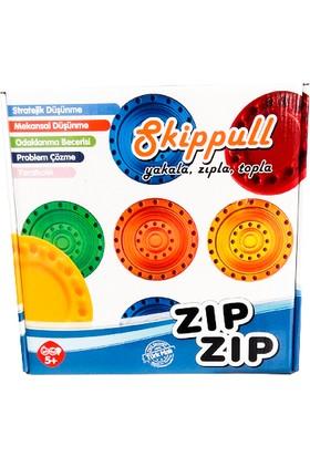 Skippity Skipull Zıpzıp Akıl ve Zeka Strateji Oyunu