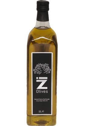 İZ Olives Soğuk Sıkım Naturel Sızma Zeytinyağı 1L