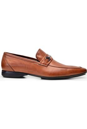 Nevzat Onay Taba Rengi Kışlık Deri Erkek Ayakkabı
