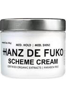 Hanz De Fuko Scheme Cream Orta Tutuş Sağlayan, Orta Derece Parlak