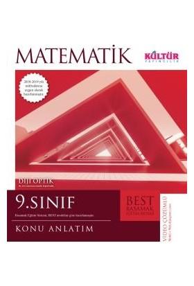 Kültür Yayınları Best 9. Sınıf Matematik Konu Anlatım