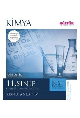 Kültür Yayınları Best 11. Sınıf Kimya Konu Anlatım