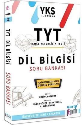 Yargı LEMMA YKS TYT Dil Bilgisi Soru Bankası - C. Alper İlhan - Esra Yüksel - Ülgen Gökçe