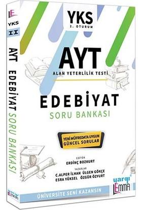 Yargı Lemma Yayınları YKS AYT Edebiyat Soru Bankası - C. Alper İlhan - Esra Yüksel - Ülgen Gökçe