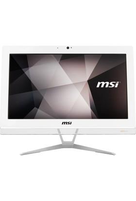 "MSI PRO 20EXTS 8GL-011XTR IntelCeleron N4000 4GB 1TB Freedos 19.5"" All In One Bilgisayar"