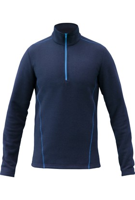 Sivugin Outdoor Polar Sweatshirt Üst Erkek - Lacivert