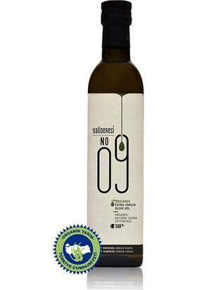 Yağderesi Organik Erken Hasat Zeytinyağı 500 ml