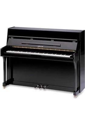 Ritmüller UP110R Akustik Duvar Piyanosu - Parlak Siyah