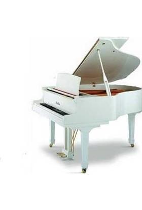 Pearl River GP160 Akustik Kuyruklu Piyano - Parlak Beyaz