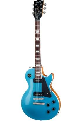 Gibson Les Paul Classic Elektro Gitar - Pelham Blue