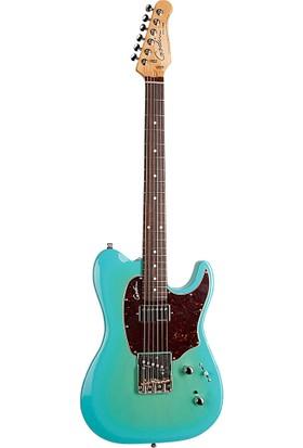 Godin Stadium 59 RN Elektro Gitar - Coral Blue