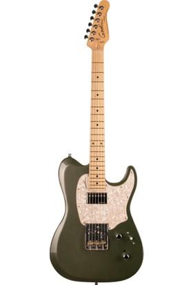 Godin Stadium 59 MN Elektro Gitar - Desert Green