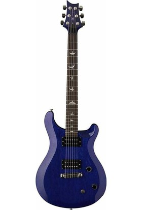 PRS - Paul Reed Smith Standard 22 Translucent Blue Elektro Gitar