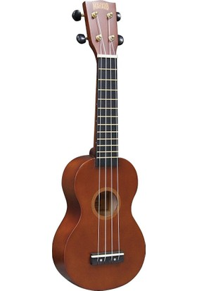 Mahalo Soprano Ukulele - Transparent Brown