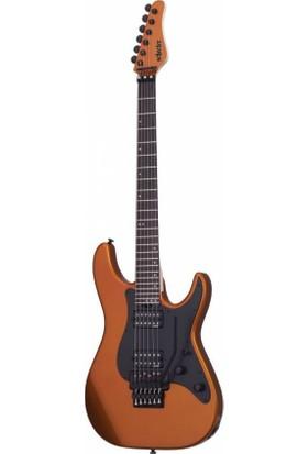 Schecter Sun Valley Super Shredder FR Elektro Gitar - Lambo Orange